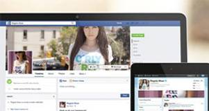 Design av sosiale medier kampanje