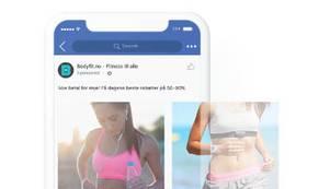 Facebook/Instagram Dynamisk Remarketing